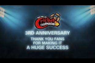 WCC2 3rd Anniversary Milestone!
