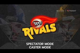 WCC Rivals New Update – with never before features in Cricket gaming!